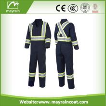 Waterproof Work Jacket Hi Vis Reflective Workwear