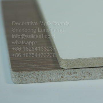 High Strength non-combustible magnesium oxysulfate cabinet surface panels