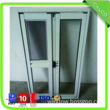Folding/bi fold screen door mesh