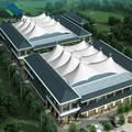Teflon fibergalss architectural tent largest manufacturer in China