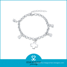 2016 New Designed 925 Sterling Silver Bracelets (B-0002)