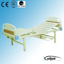 Hospital Furniture, Two Cranks Mechanical Hospital Medical Bed (B-4)