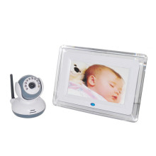 Temperature Sensor Lcd 2.4Ghz Wireless Baby Monitor