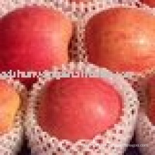 Manzana china roja de fuji, manzanas, manzana de la salud