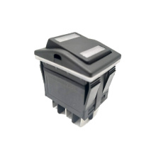 IP67 Waterproof 16A 125 / 250VAC Switch Rocker