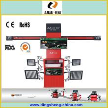 Auto-Prüfgeräte von Rad Achse 3D Ds-933