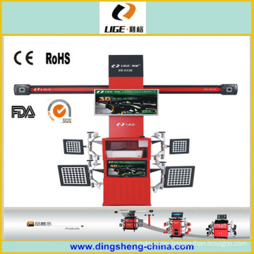 Car Testing Equipment of Wheel Alignment 3D Ds-933