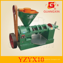Pequeña máquina de procesamiento de aceite de semillas 3.5tons (YZYX10 (95))