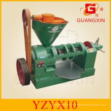 Máquina de processamento pequena do óleo de semente 3.5tons (YZYX10 (95))