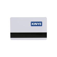Cartões de tarja magnética com chip inteligente em branco