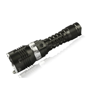 IP68 CREE U2 1200lm 100m Deep Rechargeable LED Divining Flashlight