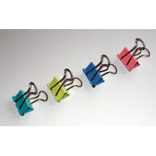 19 Mm(3/4 Inch) Colored Binder Clips (1305)
