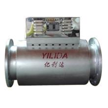 Descalcificador de agua electrónico de acero inoxidable