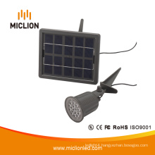 0.6W Ni-MH IP65 LED Solar Lamp with CE