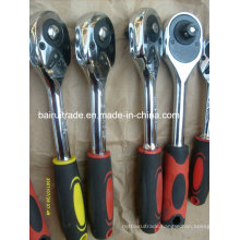 "3/8"" Hot Sale Quick Release Ratchet Wrench for China"