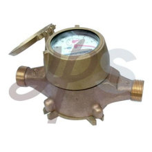 Medidor de agua AWWA