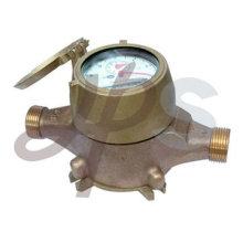 Medidor de água AWWA