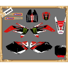 STICKERS Kits for HONDA CRF150 R LIQUID COOLED