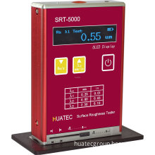 Ra, Rz, Rq, Rt Surface Roughness Tester Srt-5000 With Lithium Ion Rechargeable Batteries