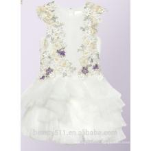 High Quality flower girl dress designer flower girl dress Children Girl Dress ED738