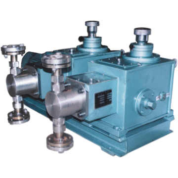 Good Quality for Best Plunger Metering Pumps, Small Plunger Metering Pumps, Chemical Injection Pump, Jzr Series Plunger Metering Pumps, Chemical Piston Plunger Metering Pumps, Plunger Dosing Pump Manufacturer in China 2J- Z Plunger Metering Pump export to