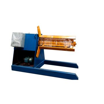 5 тонн гидровлическое decoiler для продажи на складе