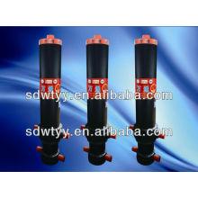 Reboque hidráulico de cilindro / caminhão