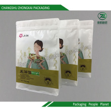 Plastic Box Pouch Packaging Bag for Rice Coffee Water