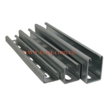 Adjustable Solar Mounting Bracket, Galvanized Racking Solar Panel Roll Forming Making Machine Thailand