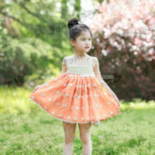 little girl fall boutique adjustable strap dresses