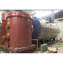 Quemador de pellets de biomasa aserrín Pellet/leña para caldera, secadora, horno