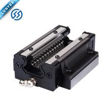 Trilho de guia linear inoxidável da carga pesada HSR25 25mm