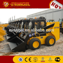XCMG XT740 Cheap mini Skid Steer Loader for sale