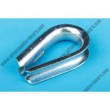 Fabricant de la Chine G-411 u. s. cosse de câble Type de gréement