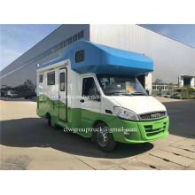 Autocaravana IVECO clase C