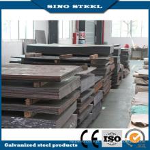 Placa de aço quente de Material de construção rolada