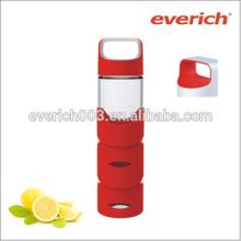 Wholesale Custom BPA Free 500ml Glass Water Bottle