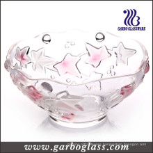Maple Leaf Glass Bowl (GB1613FY/PDS)