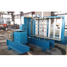 color steel arch roof forming machine