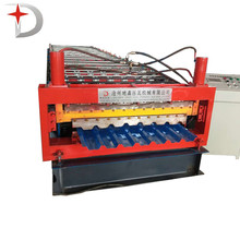 Double Layer Metal Roofing Sheet Forming Machine