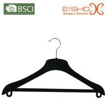 Luxury Royalblue/ Black Hotel Hangers Set