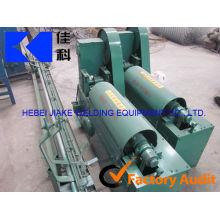 Barra de aço alisamento e máquina de corte