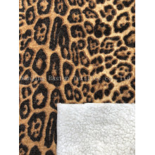Knitted Bonded Lamb Hair Esfh-1061