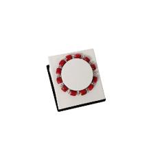 Único suporte de exibição Braceley branco (BT-WL-J1)