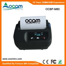 OCBP-M80 80mm Handheld Mobile Mini Android Bluetooth Thermal Label Printer