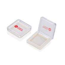 Best Selling Promotional Price Single Clear Eyeshadow Case DIY Eyeshadow Case For Filling