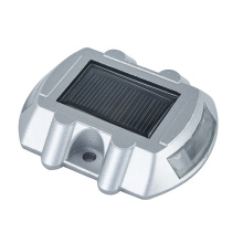 reflective aluminum led solar road stud