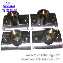 Bronze Sand Casting with Aluminum Alloy Facture