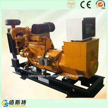 Environment Type 75kw Low Emission Natural Gas Generator Set