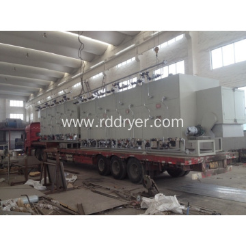 beef granules drying equipment